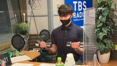 元横浜マリノスユースで現役のTBSアナウンサーが教える「おうち筋トレ」の極意