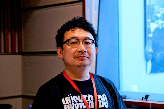 吉川浩満さん(撮影:ササキミチヨ)