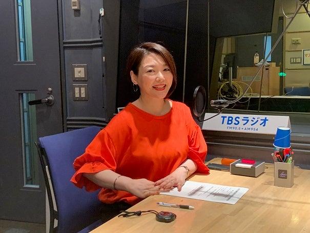司会進行の中澤有美子さん